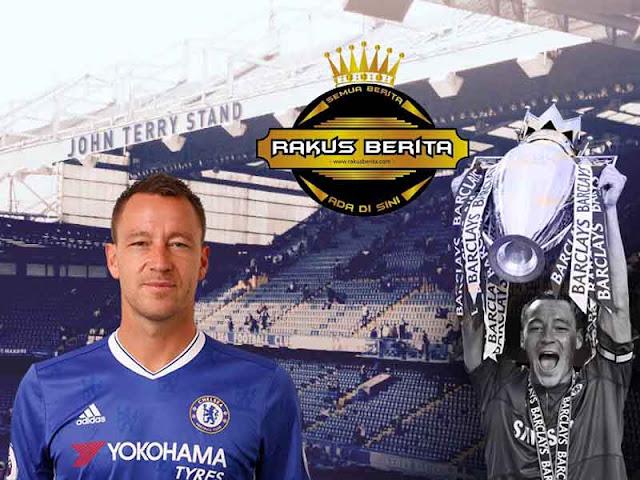 True Blues Ingin Abadikan Nama Terry Di Stamford Bridge