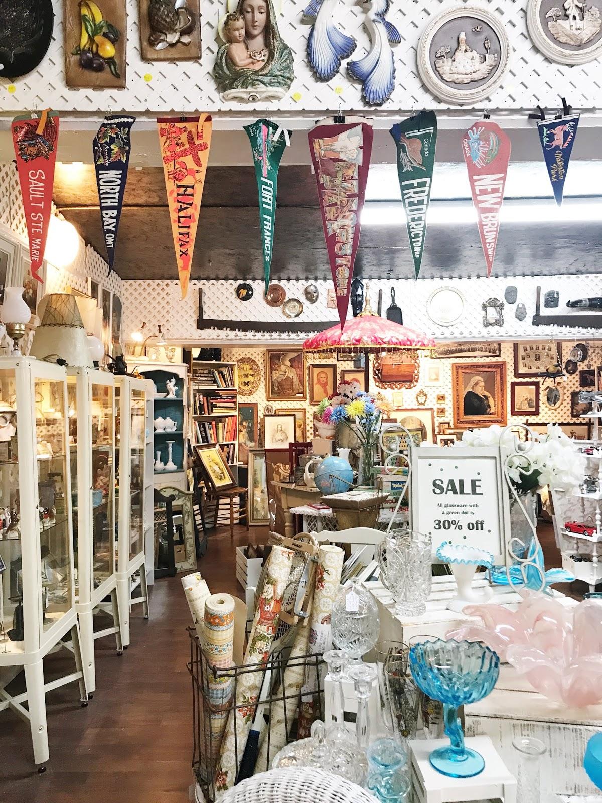 ottawa thrift store, ottawa shopping, ottawa travel