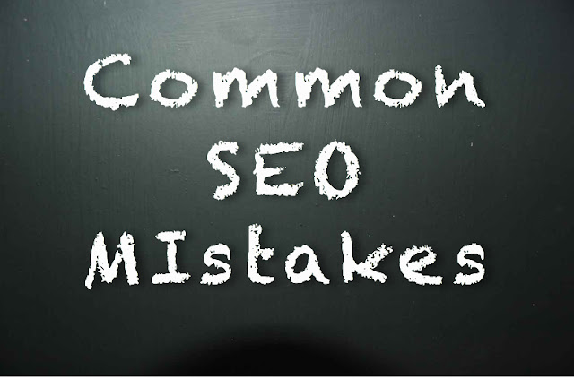 Common SEO Mistakes