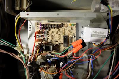 venstar add-a-wire remove wiring furnace