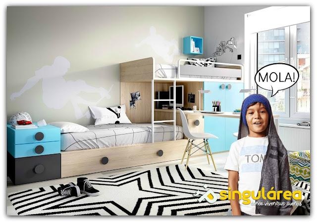 dormitorios-juveniles-valencia-castellon