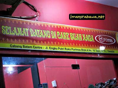Cake Buah Naga Ruko Purimas