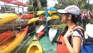 Kayak, Procida