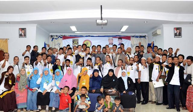 PKS Kota Medan Kembali Gelar Training Kepemimpinan di Dapil 2