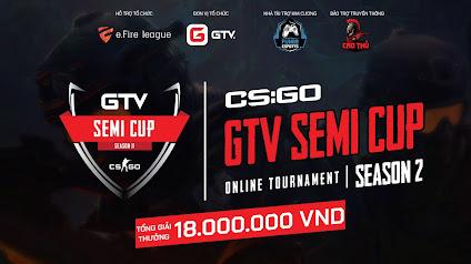 Điểm qua những trận đấu đáng chú ý tại vòng loại GTV CS:GO Semi Cup Season 2