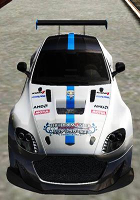 Free Download Syuko Shiomi Aston Martin AMR Pro Mod for GTA San Andreas.