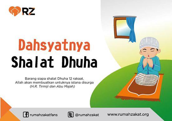 Sepanjang Jalan Kehidupan 8 Manfaat Sholat Dhuha