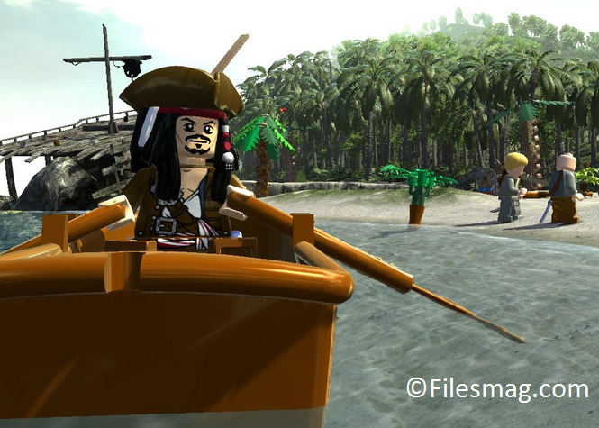 Download Free Lego Pirates of the Caribbean PC Game