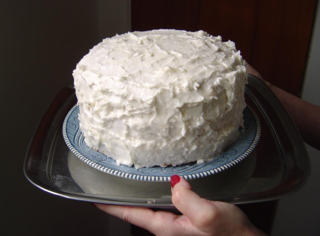 My Best Spice Layer Cake