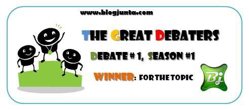 The Great Debaters at www.blogjunta.com