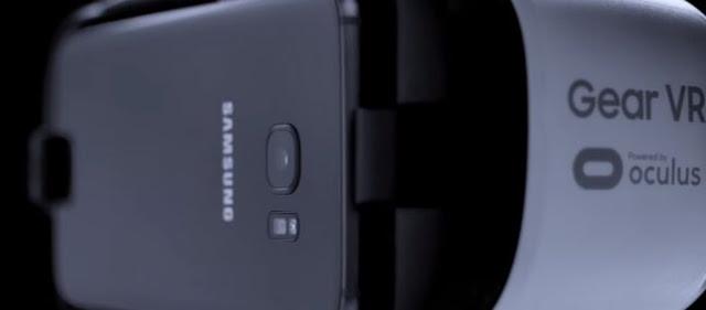 Samsung Galaxy S7 e Gear VR