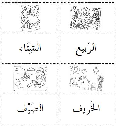 arabic vocabulary tj homeschooling. Black Bedroom Furniture Sets. Home Design Ideas