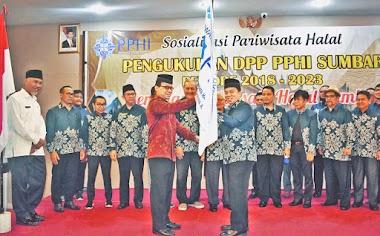 Pemko Padang dan PPHI Siap Bersinergi Bangun Pariwisata Halal