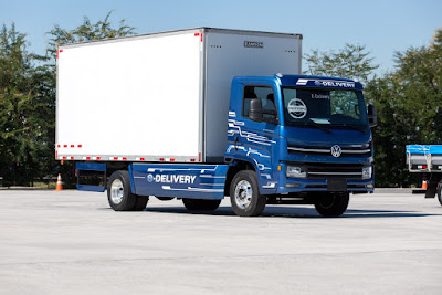 Volkswagen e-Delivery começa a rodar neste ano, como projeto piloto. Vendas do modelo começam em 2020.
