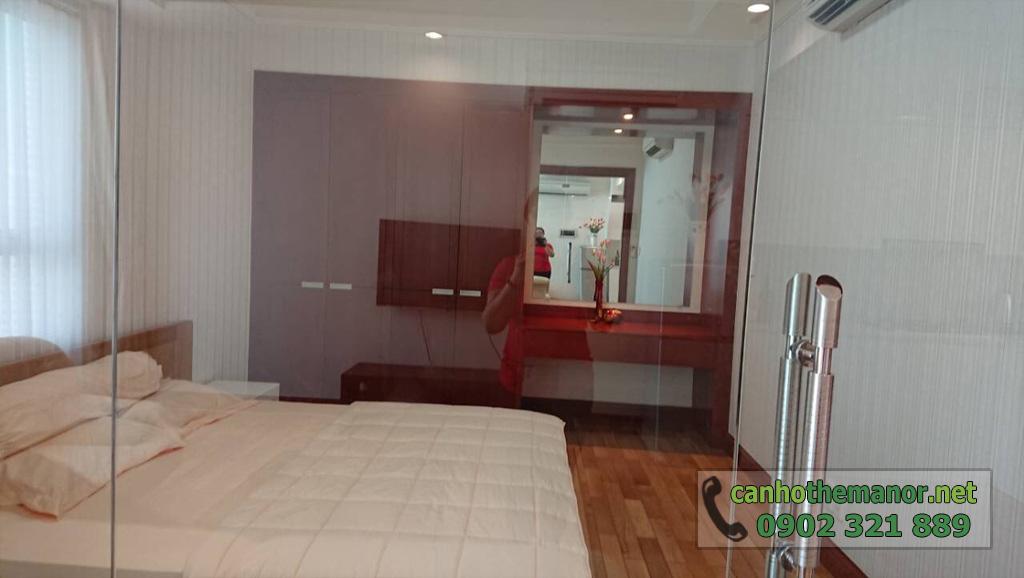 bán hoặc cho thuê gấp căn hộ The Manor 2 diện tích 51m2 - hình 5