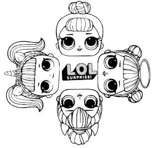 Cositas Entretenidas Y Faciles De Hacer Dibujos De Muñecas Lol Para