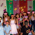 Festa de Carnaval com as crianças do Serviço de Convivência e Fortalecimento de Vínculos