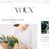 Voux Template Grátis Para Blogger