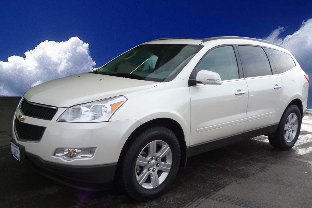 Used Chevy Traverse >> Gamblin Motors: 2012 Chevrolet Traverse 2LT