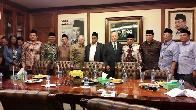 Di Depan Dubes Amerika, KH Said Aqil: Andai AS Bisa Setoleran Indonesia
