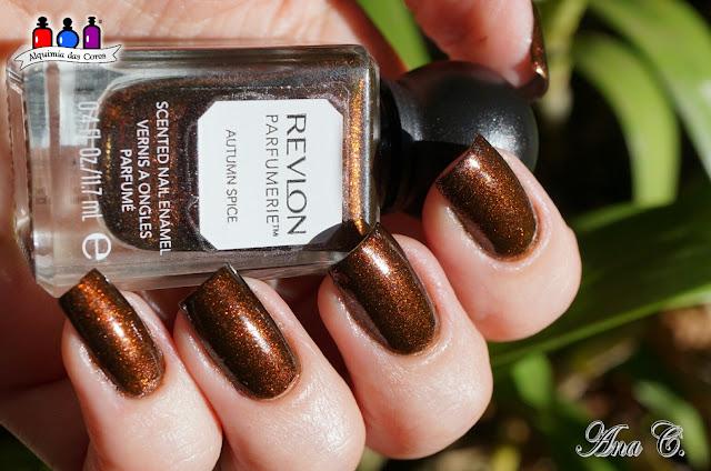 Revlon, Autumn Spice, Parfumerie