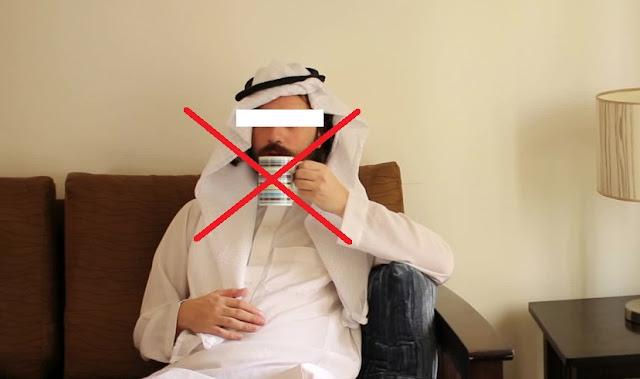 Makan Minum Dengan Tangan Kiri, Haram!