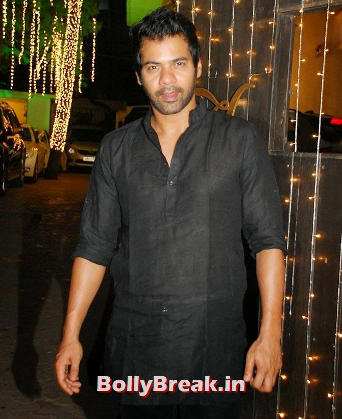Shabbir Alhuwalia, Shilpa Shetty's Diwali Bash 2014 Photos