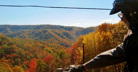ATV fun YEAR 'ROUND in McDowell Co,. #AlmostHeaven West Virginia!
