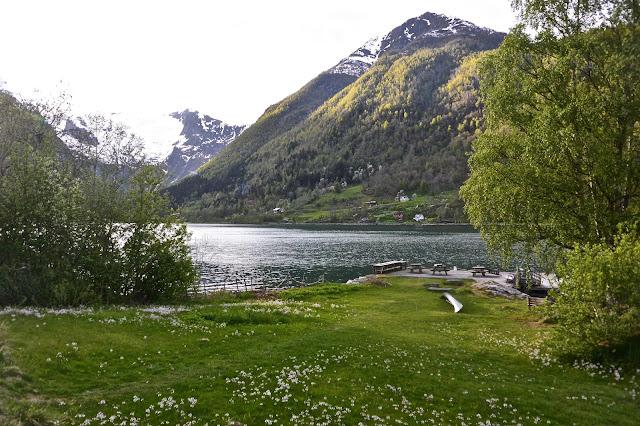 Norvège Le Sognefjord à Balestrand