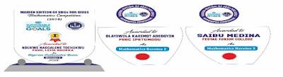 NMC SDG Award Ceremony & Crowning of 'Mathematics Queen 2018'