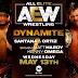 AEW Dynamite 13.05.2020   Vídeos + Resultados