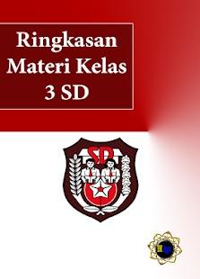Rangkuman Materi SD Kelas 3 kelas 3