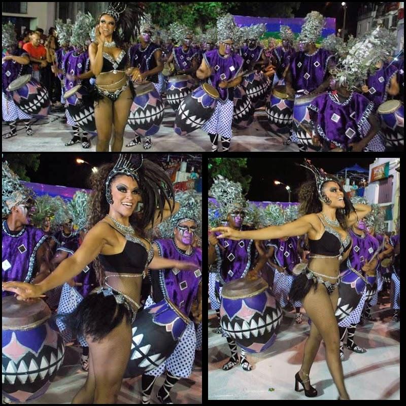 Desfile de Llamadas. Valores de Ansina. Tina Ferreira.