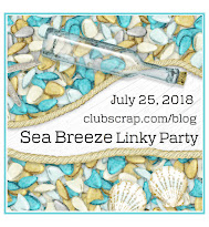Sea Breeze Linky Party!