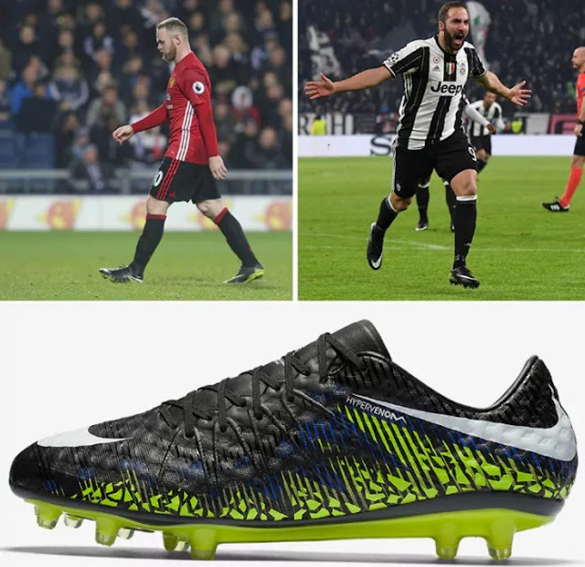 Δείτε ποια παπούτσια φοράνε οι ποδοσφαιριστές και πόσο ΚΟΣΤΙΖΟΥΝ... [photos] tromaktiko11886