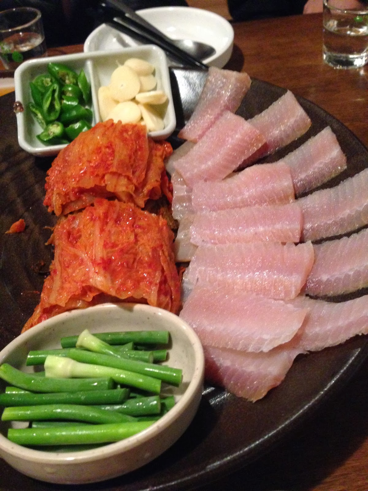 Travelogue around asia pacific part ii 7 strange for Urine smells like fish after eating fish