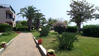 giardino casa vendita santo stefano al mare imperia