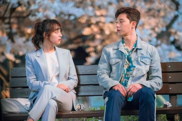 Park Seo Joon và Kim Ji Won cực kỳ đẹp đôi trong phim mới