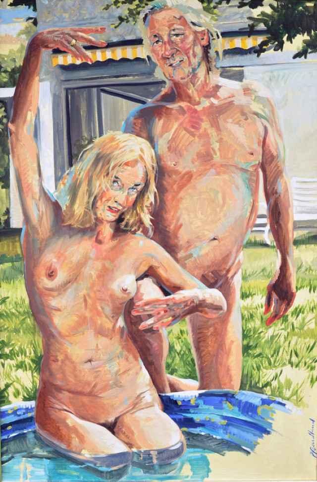 Немецкий художник. Sigurd Wendland