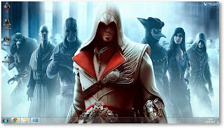 Assassins Creed Theme Pack Windows 7