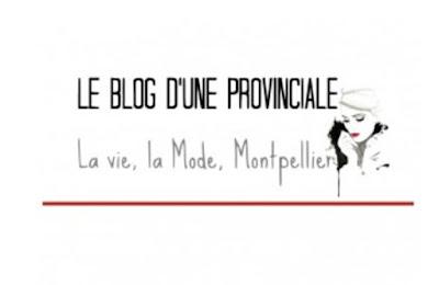 Le blog d'une provinciale