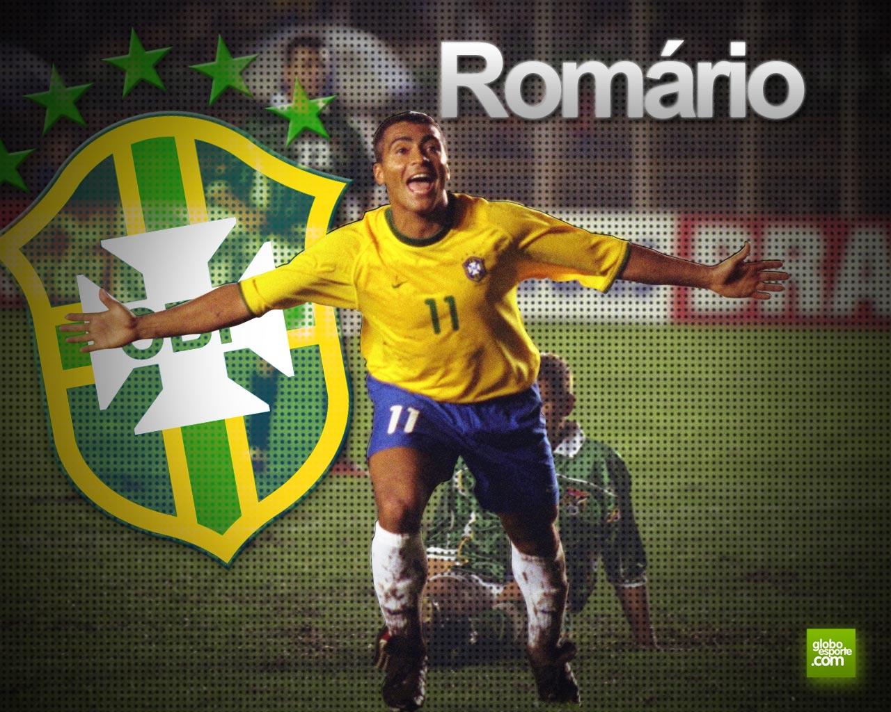 Romrio  Stars in Sports