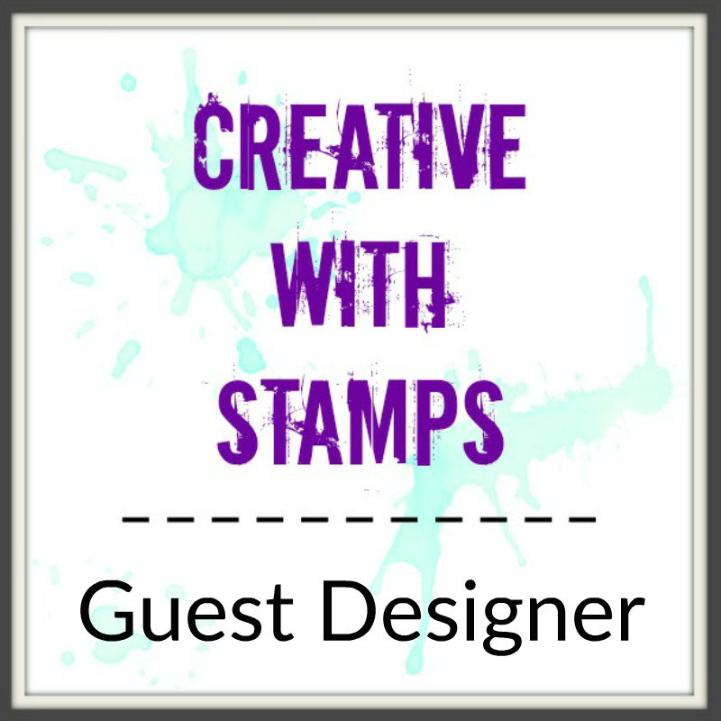 Guest Designer at Creative with Stamps