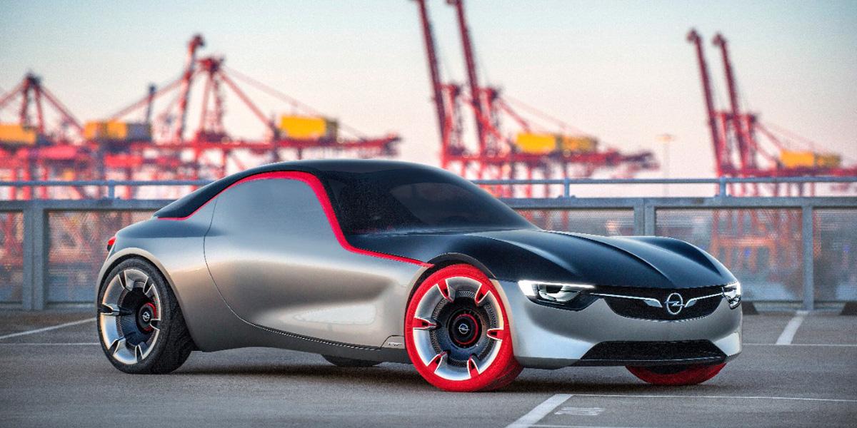 Opel GT concept official 1 Δες ό,τι παίζεται στην Έκθεση Αυτοκινήτου της Γενεύης! zblog, αυτοκίνητα, Έκθεση Γενεύης, μοντέλα