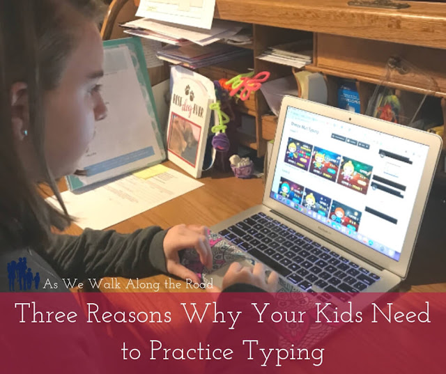 Free typing practice for kids