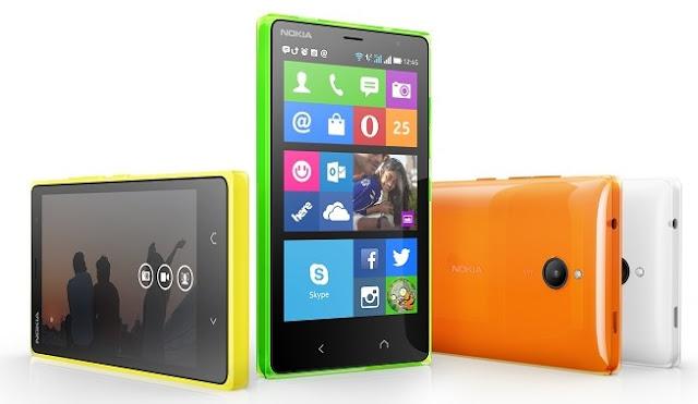 Daftar HP Nokia Android Tahun Ini Lengkap Dengan Harga dan Spesifikasi