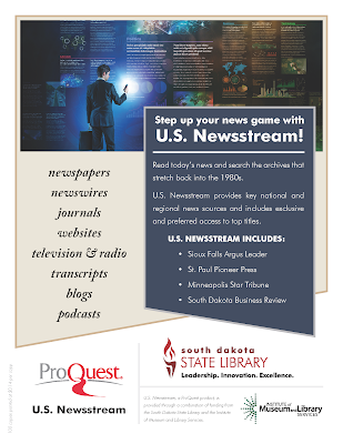 US Newsstream flyer for SDSL