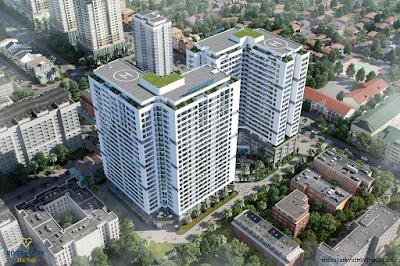 Phối cảnh dự án Rivera Park Apartment