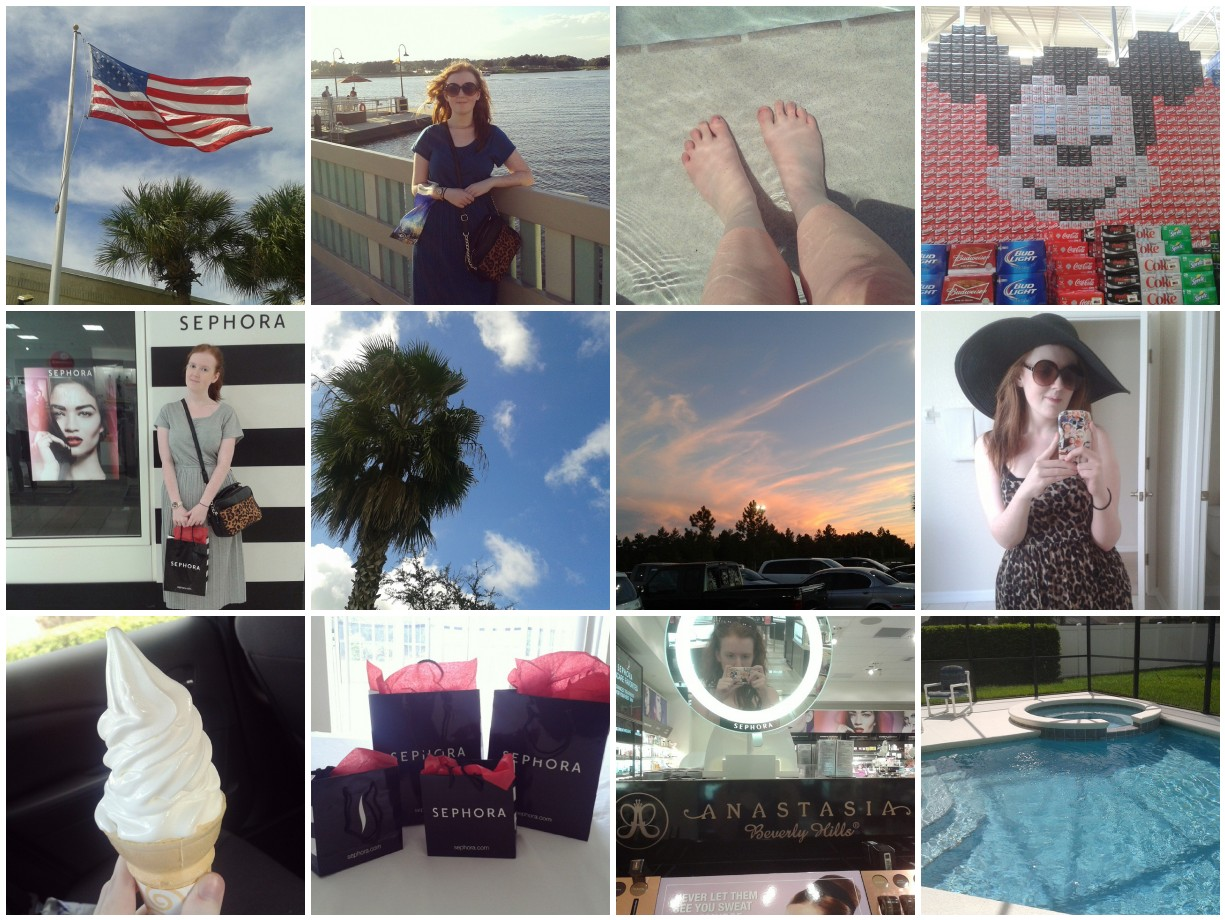 This Has Been: Florida Instagram Orlando Sephora Wal-Mart Vacation Holiday