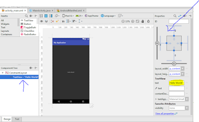 ConstraintLayout in Android Studio